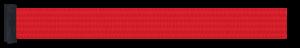 Gurtband eines Tensabarrier Personenleitsystems