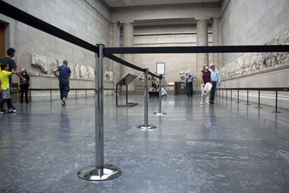 Museum Barriers