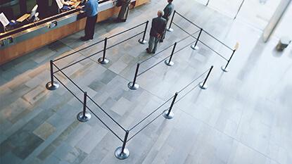 Restaurant Barriers