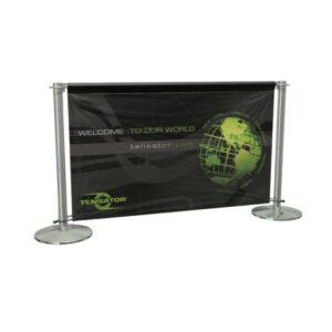 Cafe Barrier Banner