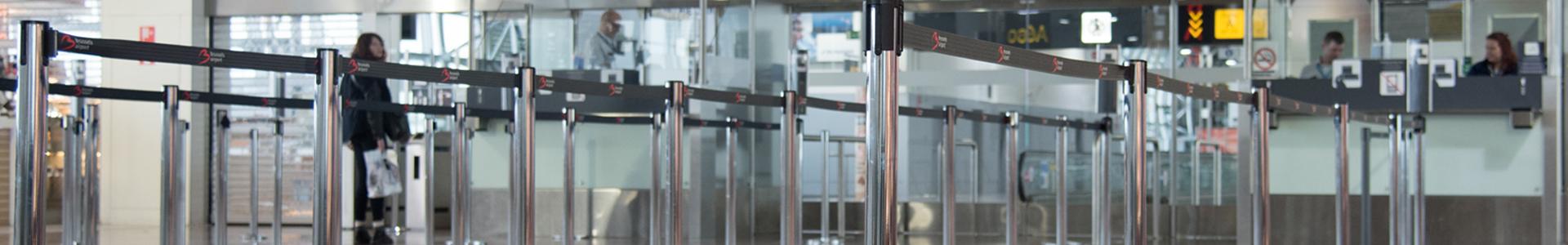 airport passenger flow