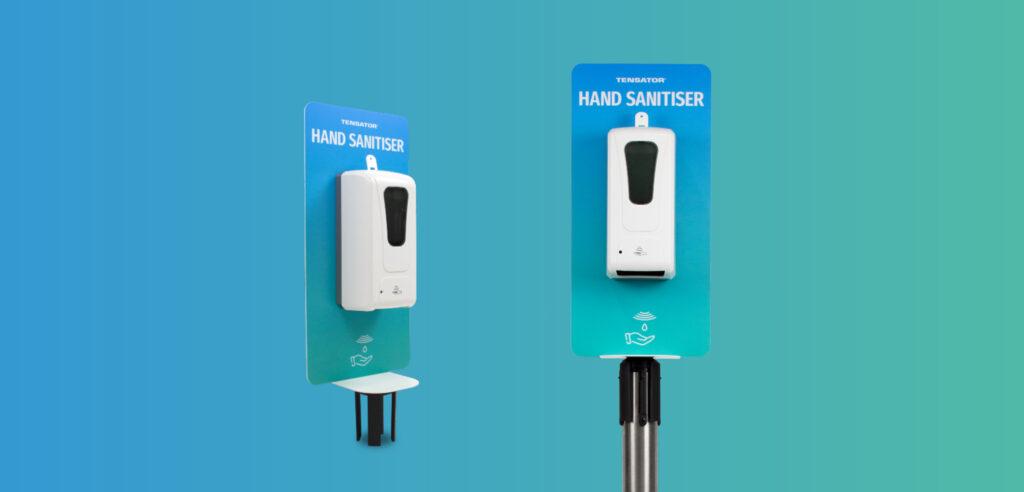 hand sanitiser covid