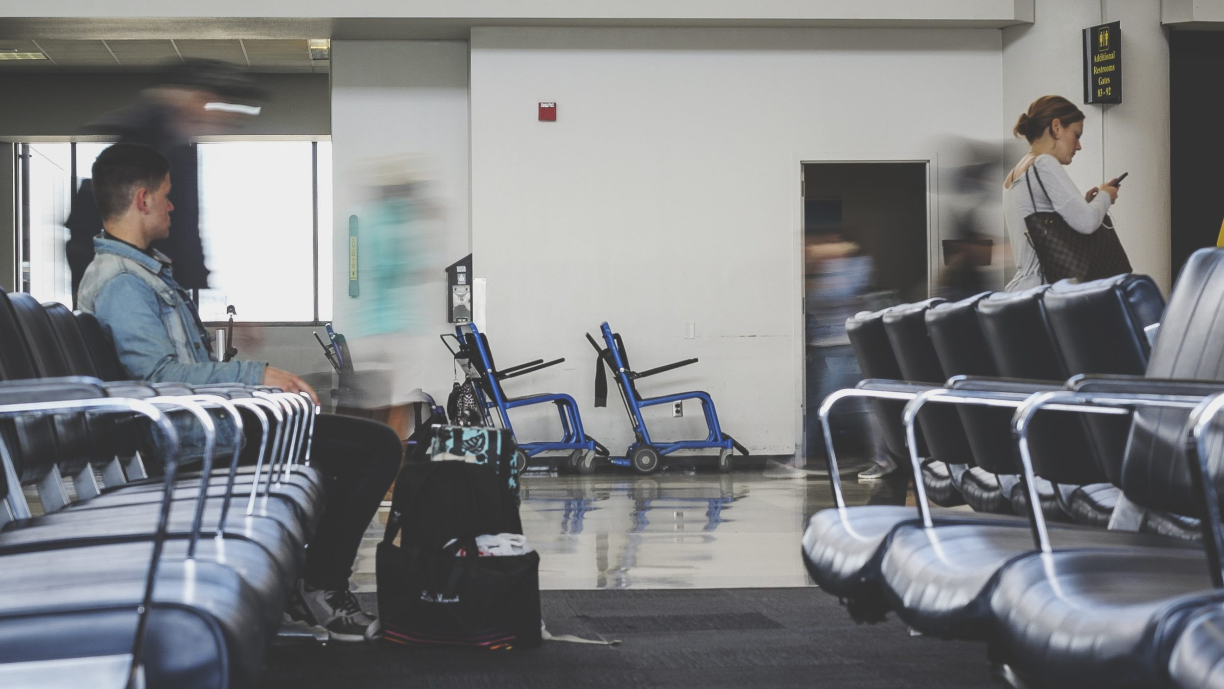 enhancing air travel for disabled passengers