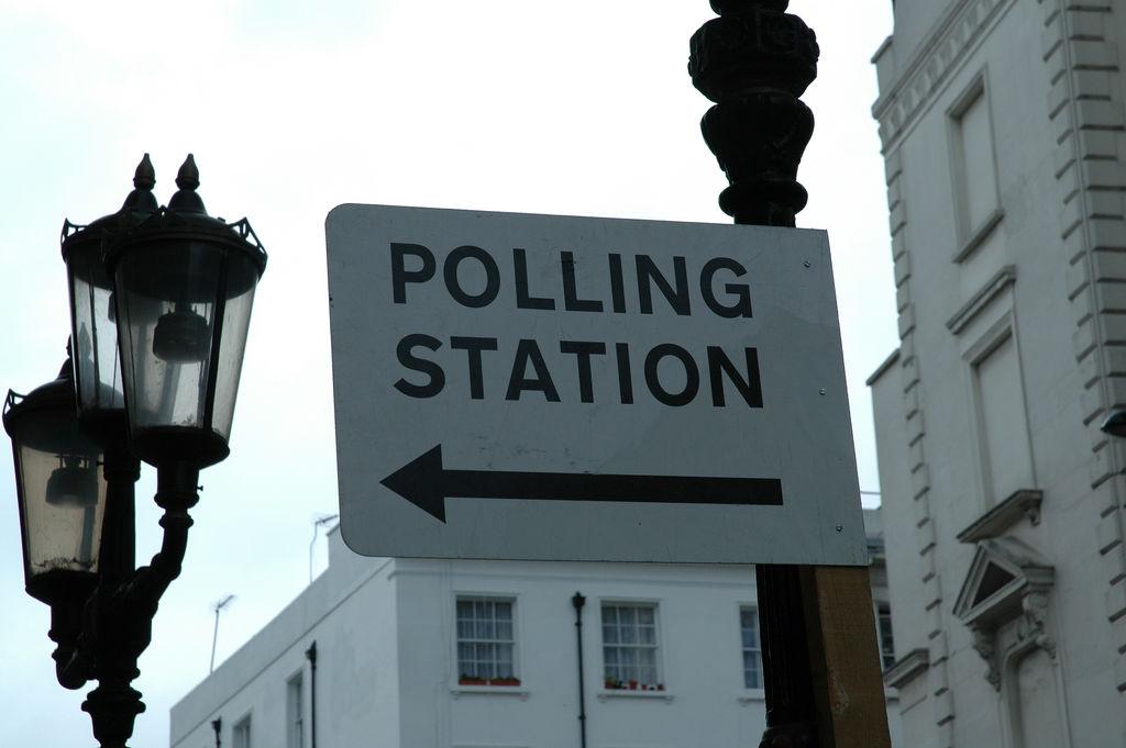 Blog polling station image