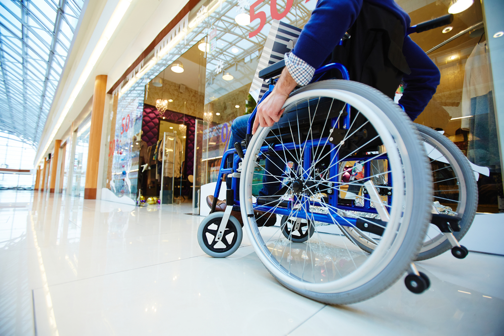 improve accessibility within a store