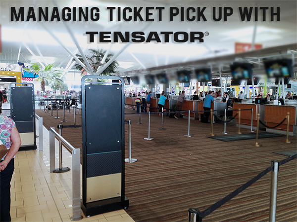 Ticket pick-up management – how to organize these areas best, avoid confusion, hysteria