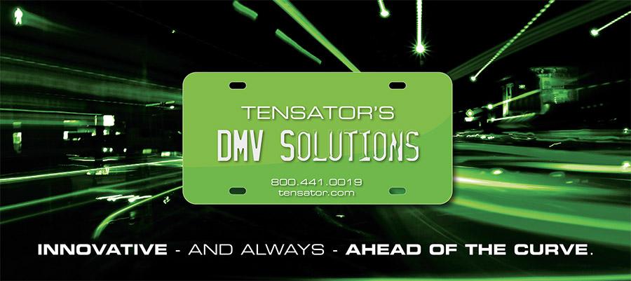 Tensator DMV solutions